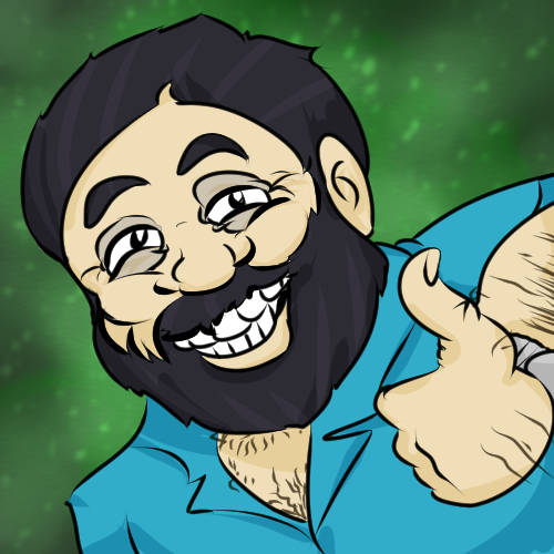 Billy Mays Guest Start on Damn It, Monkey!